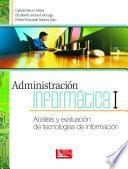 Libro de Administración Informática I