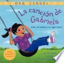 Libro de La Cancion De Gabriela