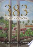 Libro de 383, Primo Y Capicúa