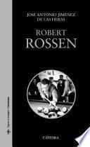 Libro de Robert Rossen