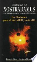 Libro de Profecias De Nostradamus Y De Los Mas Grandes Videntes