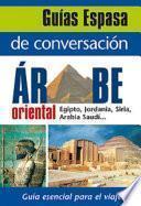 Libro de Guía De Conversación árabe Oriental