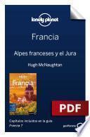 Libro de Francia 7. Alpes Franceses Y El Jura