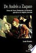 Libro de De Andrés A Zaqueo
