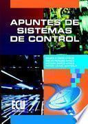 Libro de Apuntes De Sistemas De Control