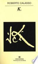 Libro de K