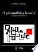 Libro de El Psicoanálisis Y Lo Social