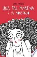 Libro de Una Tal Martina Y Su Monstruo