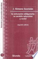 Libro de La Educación Obligatoria