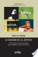 Libro de La Cascada De La Justicia