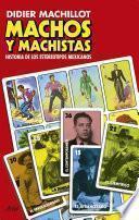 Libro de Machos Y Machistas