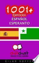 Libro de 1001+ Ejercicios Español   Esperanto