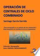 Libro de Operación De Centrales De Ciclo Combinado
