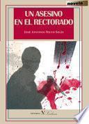 Libro de Un Asesino En El Rectorado