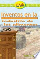 Libro de Invenciones En La Industria De Los Alimentos / Inventions In The Food Industry
