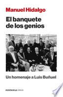 Libro de El Banquete De Los Genios