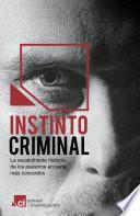 Libro de Instinto Criminal