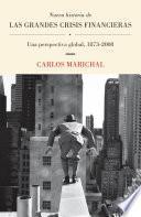Libro de Nueva Historia De Las Grandes Crisis Financieras