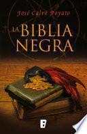 Libro de La Biblia Negra
