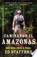 Libro de Caminando El Amazonas
