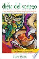 Libro de La Dieta Del Sosiego