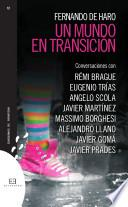 Libro de Un Mundo En Transición