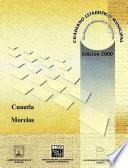 Libro de Cuautla Estado De Morelos. Cuaderno Estadístico Municipal 2000