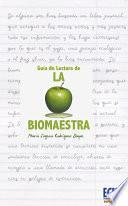 Libro de La Biomaestra: Guía De Lectura