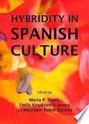 Libro de Hybridity In Spanish Culture