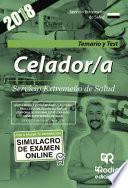 Libro de Celador/a Servicio Extremeño De Salud. Temario Y Test