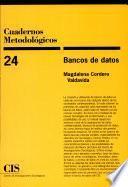 Libro de Bancos De Datos