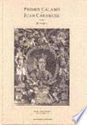 Libro de Primer Cálamo De Juan Caramuel