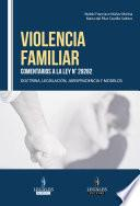 Libro de Violencia Familar