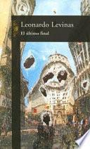 Libro de El último Final