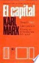 Libro de El Capital.tomo 1.vol Iii