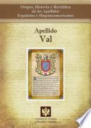 Libro de Apellido Val