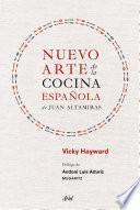 Libro de Nuevo Arte De La Cocina Española, De Juan Altamiras