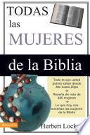 Libro de Todas Las Mujeres De La Biblia