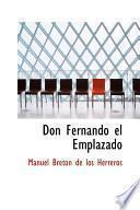 Libro de Don Fernando El Emplazado
