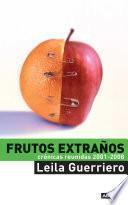 Libro de Frutos Extraños