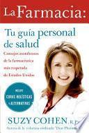 Libro de La Farmacia: Tu Guia Personal De Salud