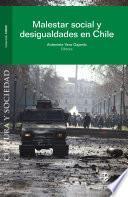 Libro de Malestar Social Y Desigualdades En Chile