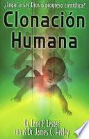 Libro de Clonación Humana