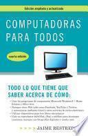 Libro de Computadoras Para Todos, Cuarta Edicion
