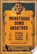 Libro de Monstruos Como Nosotros