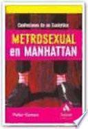 Libro de Metrosexual En Manhattan