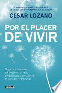 Libro de Por El Placer De Vivir