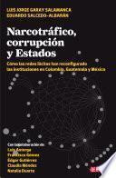 Libro de Narcotráfico, Corrupción Y Estados