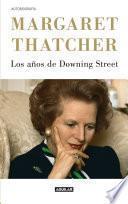 Libro de Los Años De Downing Street