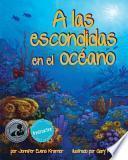 Libro de A Las Escondidas En El Ocano